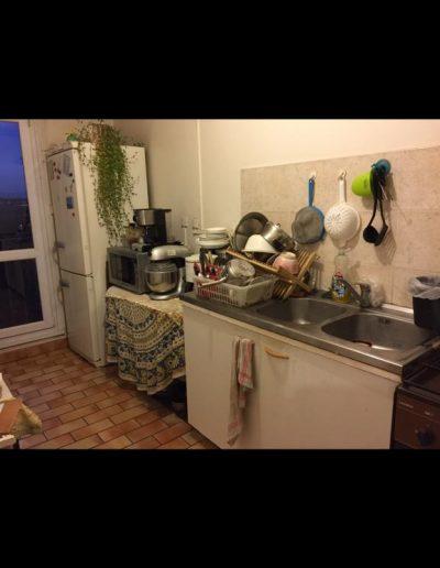 rénovation-complète-cuisine-évier-carrelage-plomberie-robinet