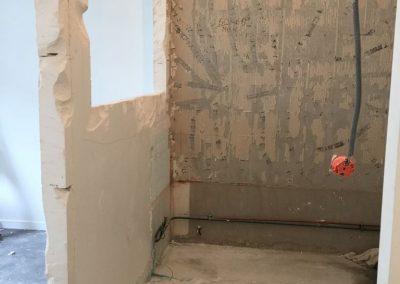 démolition-ouverture-verrière-cloison-mur-brique